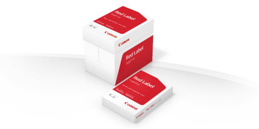 CANON Red Label Superior Kopierpapier 80g CANON Red Label Superior Kopierpapier 80g DIN A4 + A3